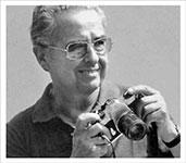 Ο σπουδαίος Λαρισαίος φωτογράφος Τάκης Τλούπας (1920-2003)